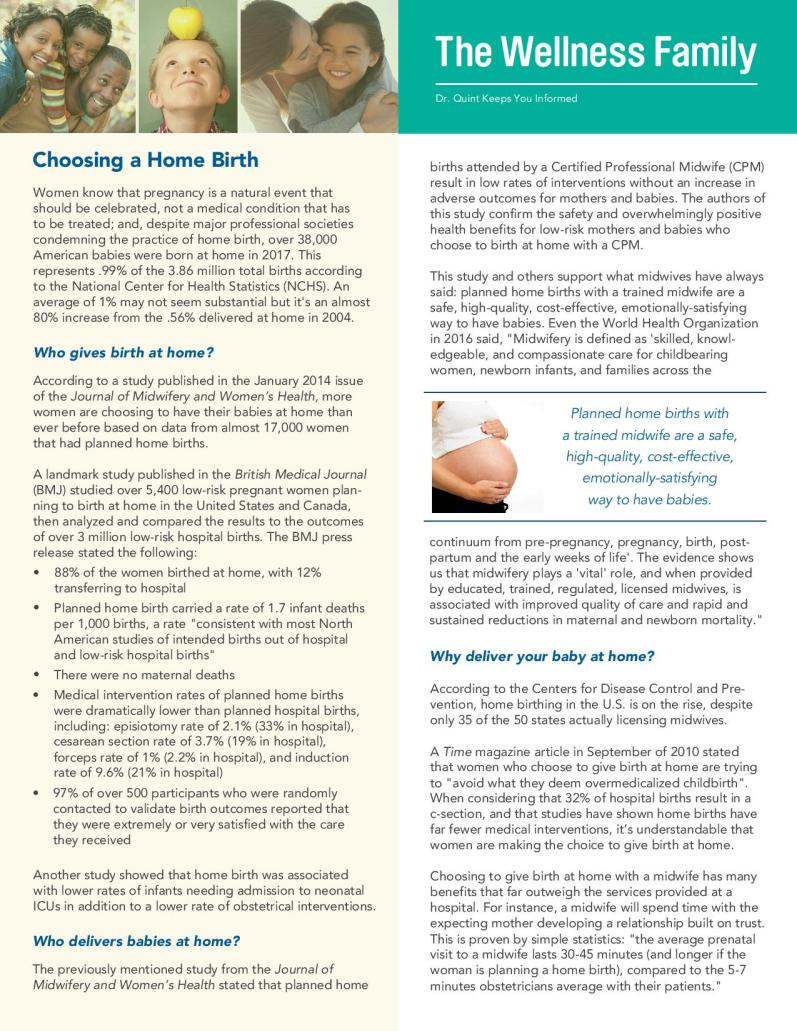 Choosing A Home Birth newsletter-page-001