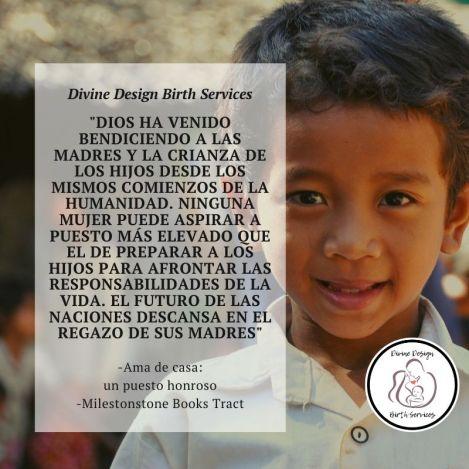 White Monochrome Children World Refugee Day Social Media Graphic